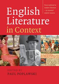 English Literature in Context; Paul Poplawski; 2007