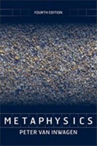 Metaphysics; Peter Van Inwagen; 2014