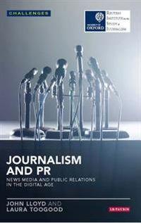 Journalism and PR; John Lloyd; 2014