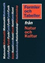 Formler och Tabeller; Lars-Eric Björk, Hans Brolin, Helen Pilström, Rune Alphonce; 1998