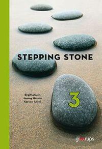 Stepping Stone 3 Elevbok 2:a uppl inkl CD; Birgitta Dalin, Jeremy Hanson, Kerstin Tuthill; 2008