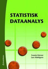 Statistisk dataanalys; Svante Körner, Lars Wahlgren; 2006