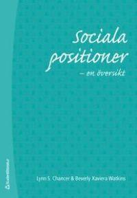 Sociala positioner : en översikt; Lynn S. Chancer, Beverly Xaviera Watkins; 2009