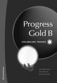 Progress Gold B Vocabulary Trainer (10-pack); Peter Watcyn-Jones, Eva Hedencrona, Karin Smed-Gerdin; 2008