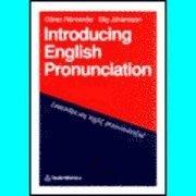Introducing English Pronunciation; Göran Rönnerdal, Stig Johansson; 1994