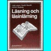 Läsning och läsinlärning; Lotty Larson; 1992