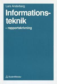 Informationsteknik; Lars Anderberg; 1992