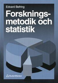 Forskningsmetodik och statistik; Edvard Befring; 1994