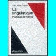 La linguistique; Karl Johan Danell; 1993