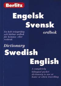 Engelsk-svensk ordbok : Swedish-English dictionary; Berlitz; 2001