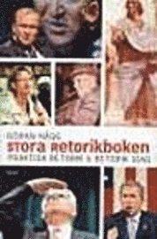 Stora retorikboken; Göran Hägg; 2004