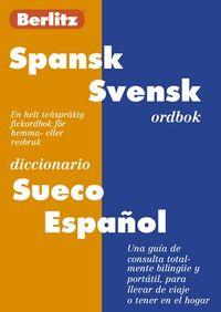 Spansk-svensk ordbok = Diccionario sueco-español; null; 2004