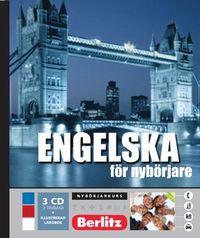 Engelska för nybörjare, språkkurs : Språkkurs med 3 CD; Lena E Heyman, Anders Timrén; 2006