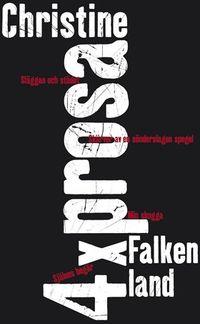 4 x prosa; Christine Falkenland; 2008