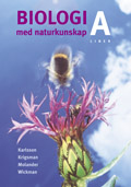 Biologi A med naturkunskap A; Janne Karlsson, Thomas Krigsman, Bengt-Olov Molander, Per-Olof Wickman, Gunnar Björndahl; 1997