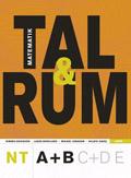 Tal och Rum NT Kurs A+B; Kimmo Eriksson, Lasse Berglund, Hillevi Gavel, Mikael Jonsson, Jonas Sjunnesson; 2007