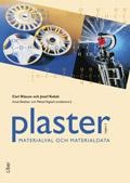 Plaster - Materialval och materialdata; Josef Kubát, Carl Klason, Antal Boldizar, Mikael Rigdahl; 2008