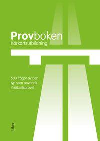 Körkort - Provboken; Åke Åhsblom; 2009