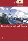 Ekonomistyrning Finansiering och kalkylering Faktabok; Jan-Olof Andersson, Cege Ekström, Anders Gabrielsson; 1998
