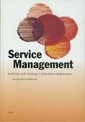 Service Management – ledning och strategi i tjänsteproduktion; Richard Normann; 1998