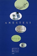 Anestesi; Matts Halldin, Sten Lindahl (red.); 2000