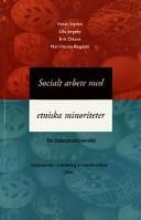 Socialt arbete m etniska minoriteter; Haluk Soydan, Centrum för utvärdering av; 1999