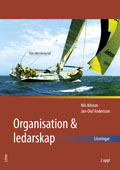 Organisation o ledar lösningar-styr rätt; Nils Nilsson; 2008