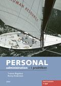 Personaladministration - i praktiken Faktabok; Yvonne Bogislaus, Ronny Andersson; 2010
