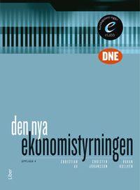 Den nya ekonomistyrningen, bok med eLabb; Christian Ax, Christer Johansson, Håkan Kullvén; 2011