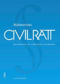 Civilrätt; Anders Agell, Åke Malmström, Christina Ramberg, Tore Sigeman; 2014